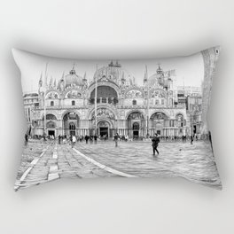 Basilica of Saint Mark Rectangular Pillow