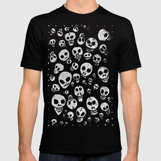 Skulls - Many Skulls T-shirt