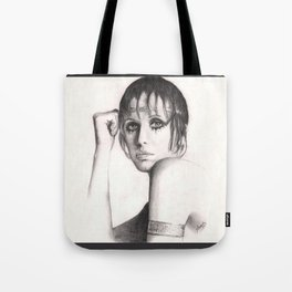 julie driscoll, hippie goddess... Tote Bag