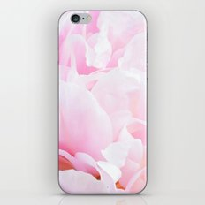 CREAMY PINK FLOWER iPhone & iPod Skin