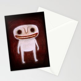 Smily Ghost Stationery Cards