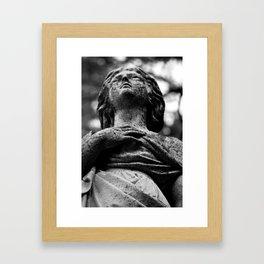 Hear Me Framed Art Print