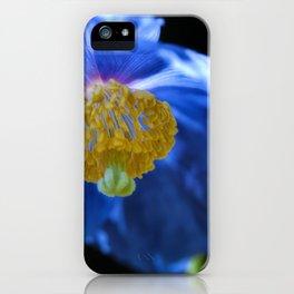 Blue Himalayan iPhone Case
