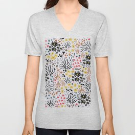Fall Landscape Unisex V-Neck