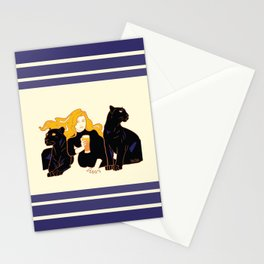 Panther Brews Stationery Cards