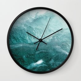 Italy #society6 #decor #buyart Wall Clock