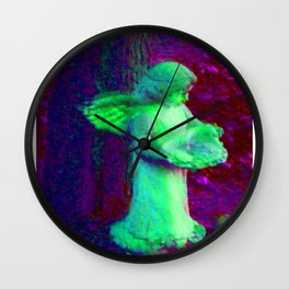 Ghastly Wall Clock