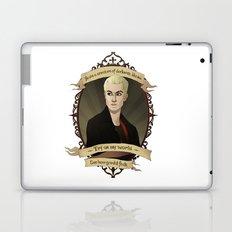 Spike - Buffy the Vampire Slayer/Angel Laptop & iPad Skin