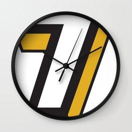 Big 7 Wall Clock