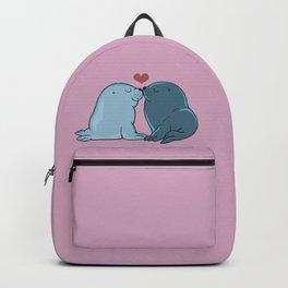 Seal Kisses Backpack