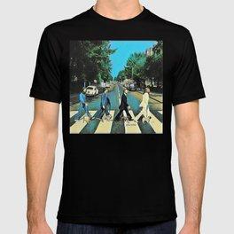 Abbey Pugs T-shirt