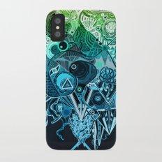 Metamorphosis iPhone X Slim Case