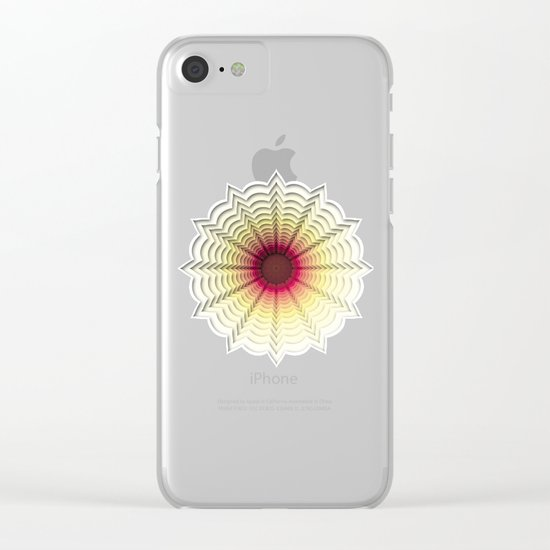 Zoom Clear iPhone Case
