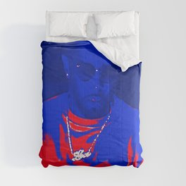 P. Diddy - Puff Daddy - Sean Combs - Black History Month - LOVE - Sean John - Harlem - NYC Swag Comforters