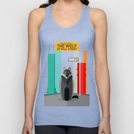 The Wolf of Wall Street Unisex Tank Top
