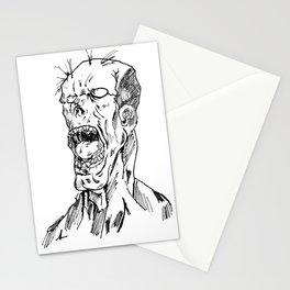 Sketch 85 - Zombie Stationery Cards