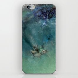 Diplomacy Drowning iPhone Skin