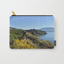 Naramata Bench Vineyard Carry-All Pouch