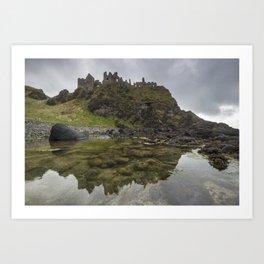 Dunluce Castle Art Print