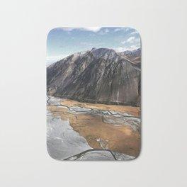 New Zealand's beauty *Aoraki/MtCook 7 Bath Mat