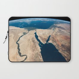 The Nile and the Sinai, to Israel and beyond. One sweeping glance of human history Laptop Sleeve