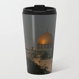 Dome of the Rock - Kipat Hasela - Qubbat As-Sakhrah - Jerusalem Travel Mug