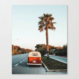 Summer Road Trip Canvas Print