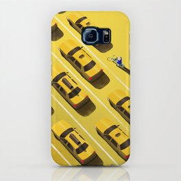 New York Cabs iPhone Case