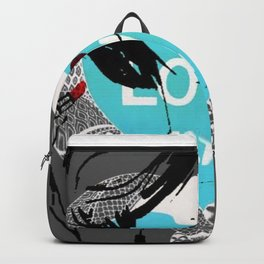 YSL Remixed Backpack