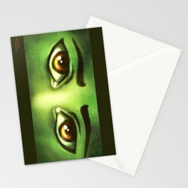 Forest Eyes Stationery Cards