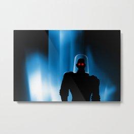 Deep Freeze - Textless Metal Print