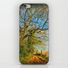 Country Walk iPhone & iPod Skin