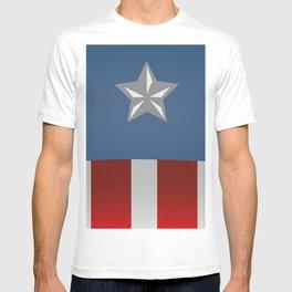 American CAP. Hero Civil T-shirt