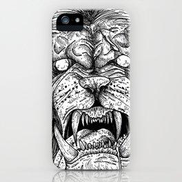 HELL'S ZODIAC - LEO iPhone Case