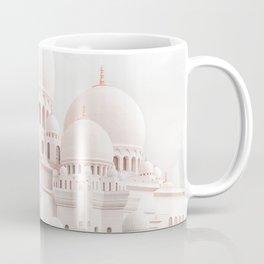 Sheikh Zayed Mosque Abu Dhabi Coffee Mug