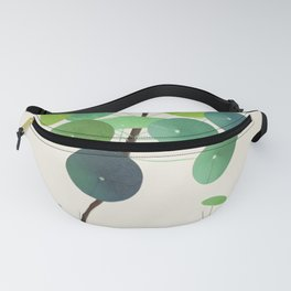 Colorful Branching Out 08 Fanny Pack