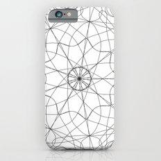 mandala art - floral Slim Case iPhone 6s