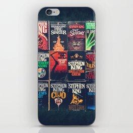 King of Horror 2 iPhone Skin