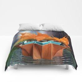 MultiStacking Comforters