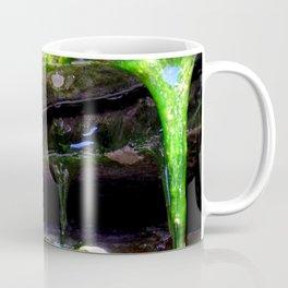 Dripping Algae Coffee Mug