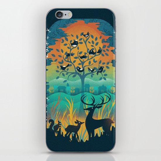 Natural Wonders iPhone & iPod Skin