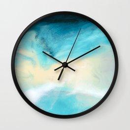 Swakopmund - Resin art Wall Clock