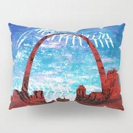 St. Louis baseball Pillow Sham