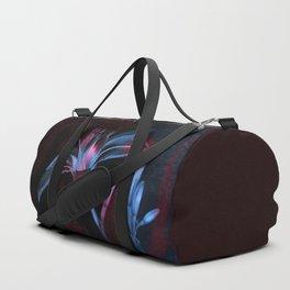 Dark Lily Duffle Bag