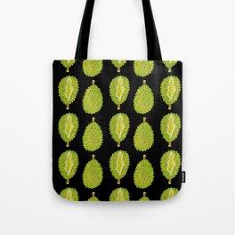 strange fruits (durian) Tote Bag