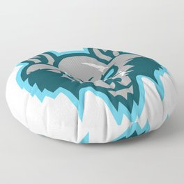 Azgeda Kru Wolf Floor Pillow