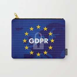 General Data Protection Regulation Carry-All Pouch