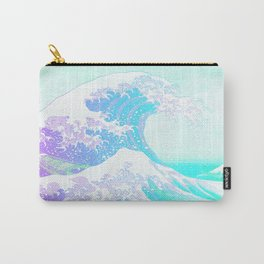 The Great Wave Unicorn Carry-All Pouch