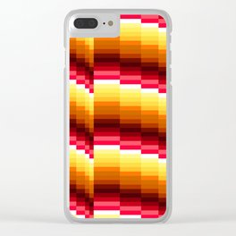Wavelength B Clear iPhone Case