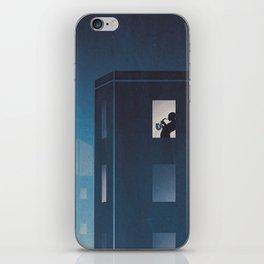 Blues at Sunrise iPhone Skin